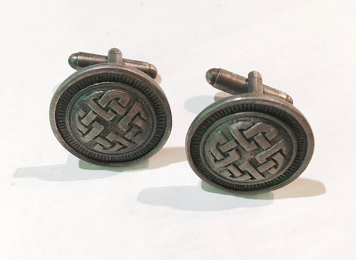 Interlace Cufflinks