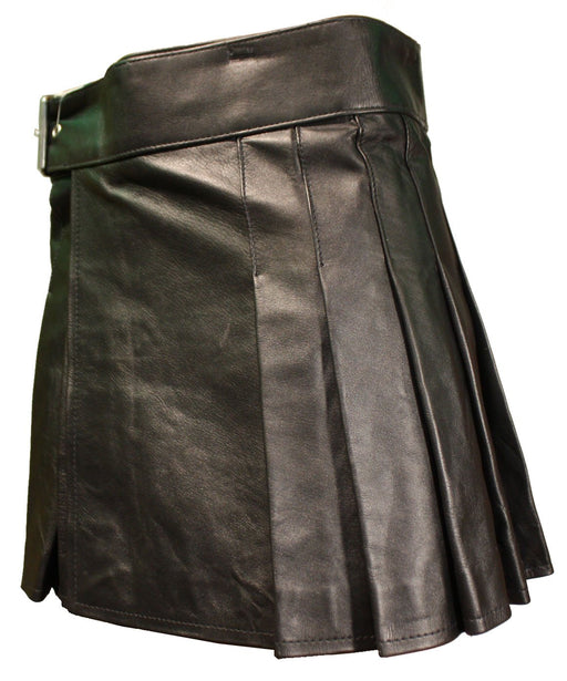 Ladies Leather Billie Kilt