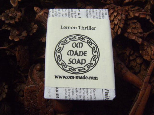 Lemon Thriller Soap Bar