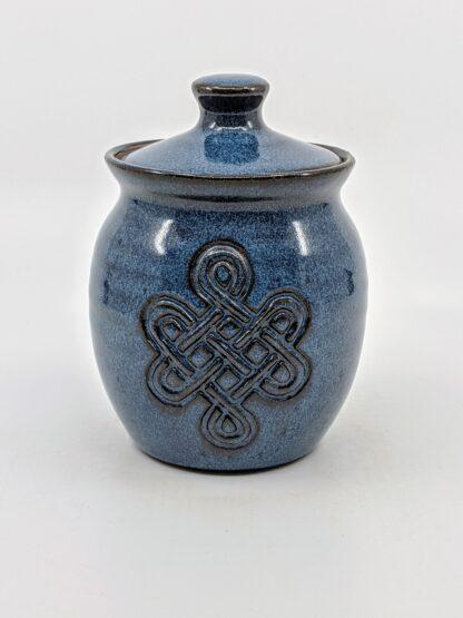 Lidded Sugar Dish