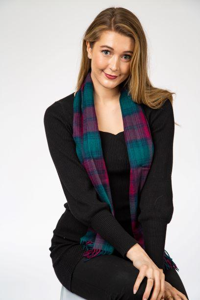 Lindsay Lambswool Scarf