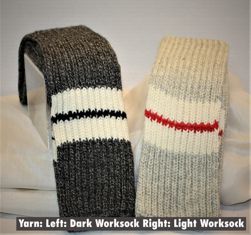Work Sock Thin Scarf