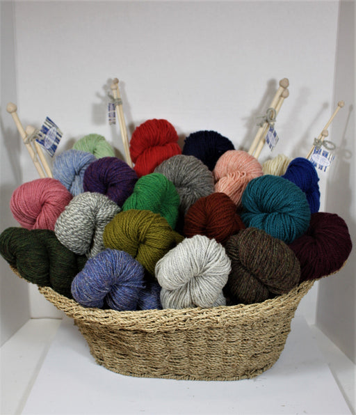 MacAuslands 100% Virgin Wool Yarn