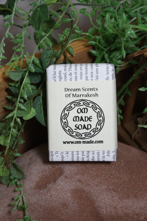 Dream Scents of Marrakesh Soap Bar
