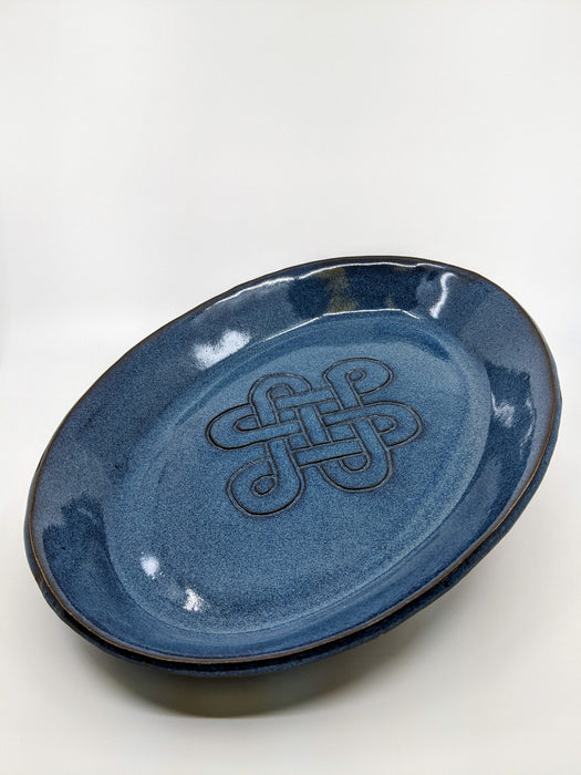 Celtic Blue Medium Oval Platter