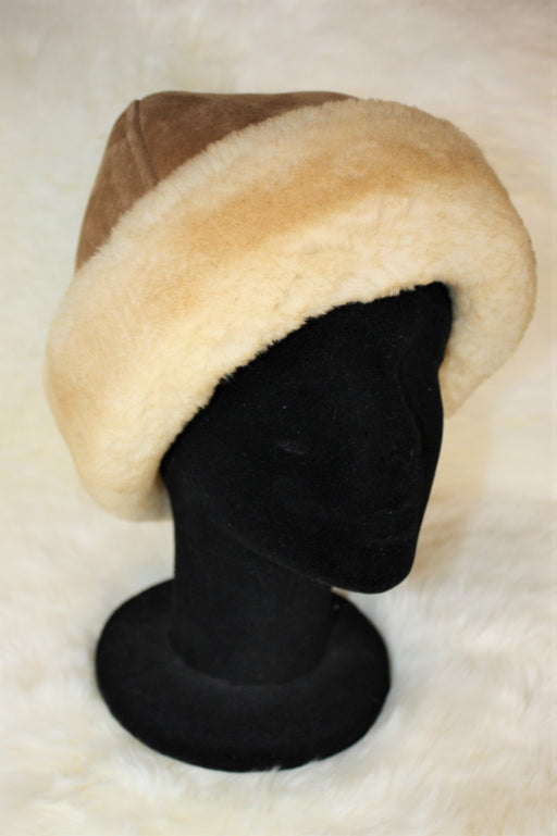 Sheepskin Ollie Hat - Natural