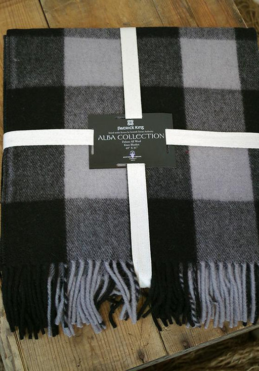 Northumnberland Knee Blanket