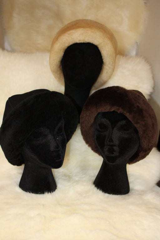 Sheepskin Ollie Hats