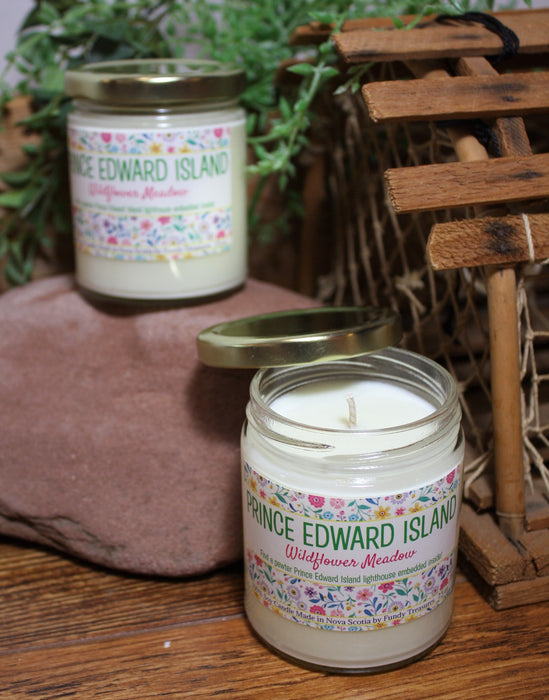 PEI Wildflower Meadow Soy Candle