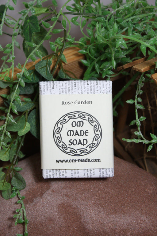 Rose Garden Soap Bar
