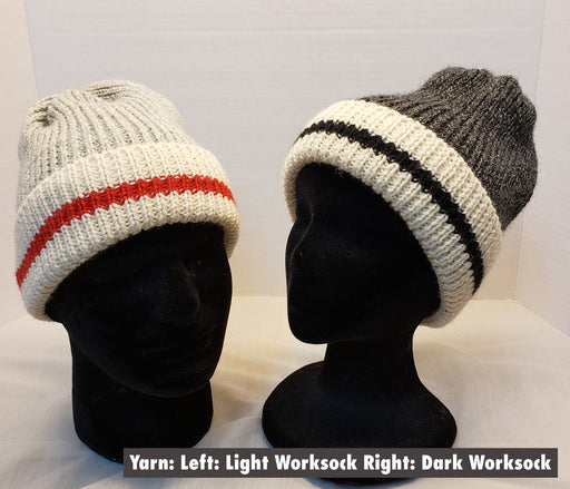 Work Sock Turnback Toque