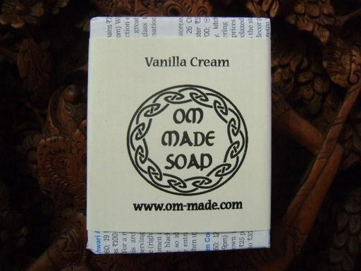 Vanilla Cream Soap Bar