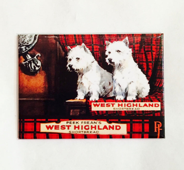 West Highland Shortbread Magnet