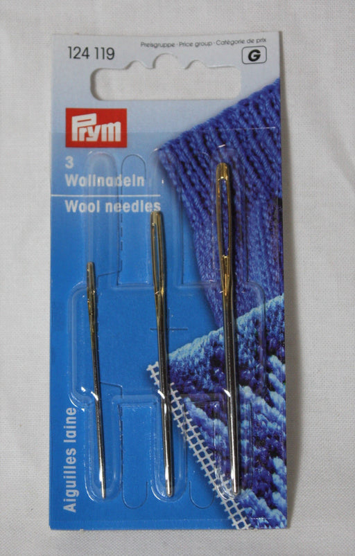 Darning Needles
