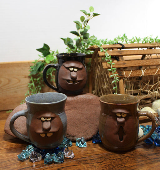 Faces Coffee Mugs