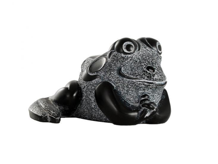 Frog Resin Figurine
