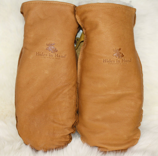 Mens Deerskin Mitts