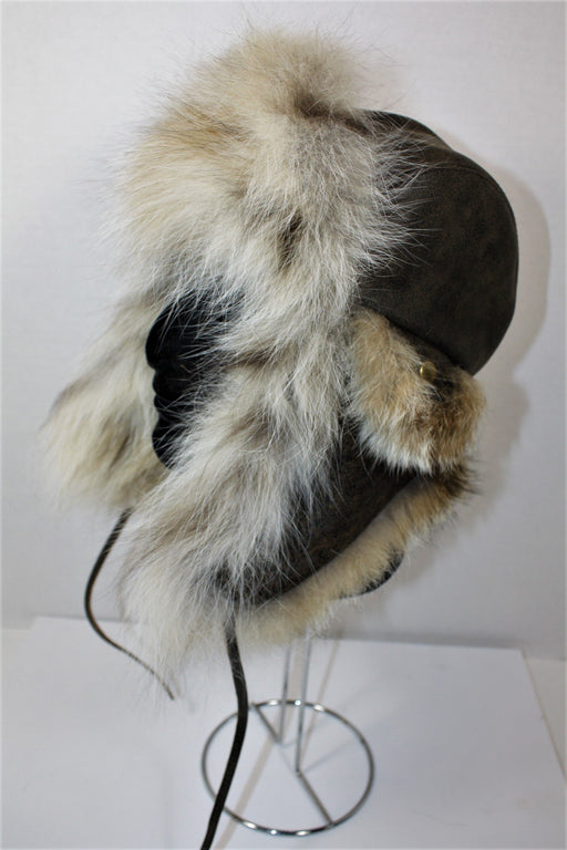 Ladies Mountie Hat - Antique
