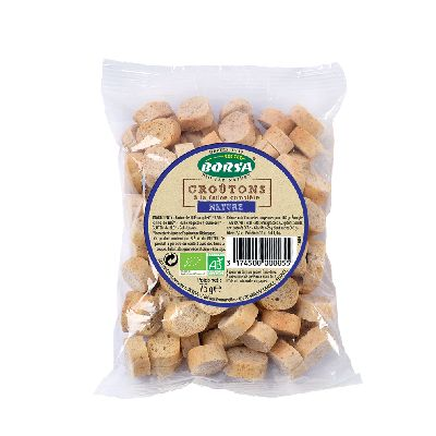 Croutons Complet Nature 75 G Borsa