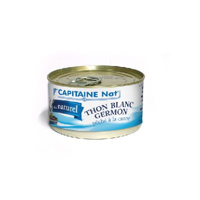 Thon Blanc Germon** 140g Capitaine Nat