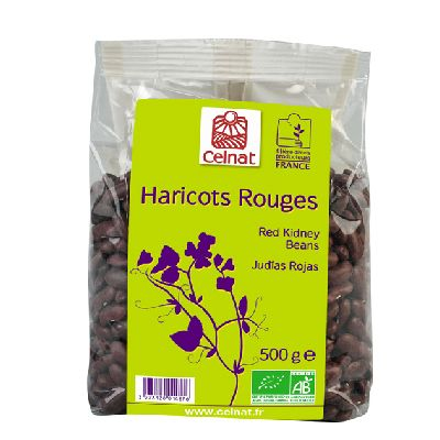 Haricots Rouges 500g Celnat