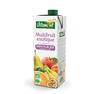 Jus Multifruits Lt Vitamont