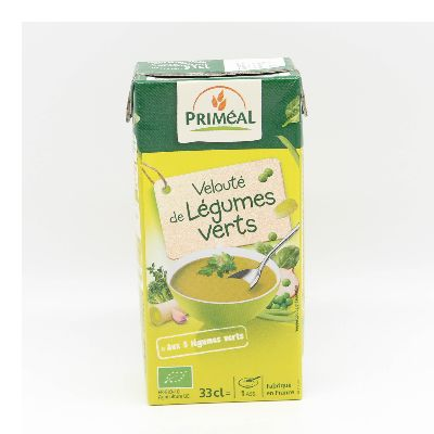 Veloute Legumes Verts 330 Ml Primeal