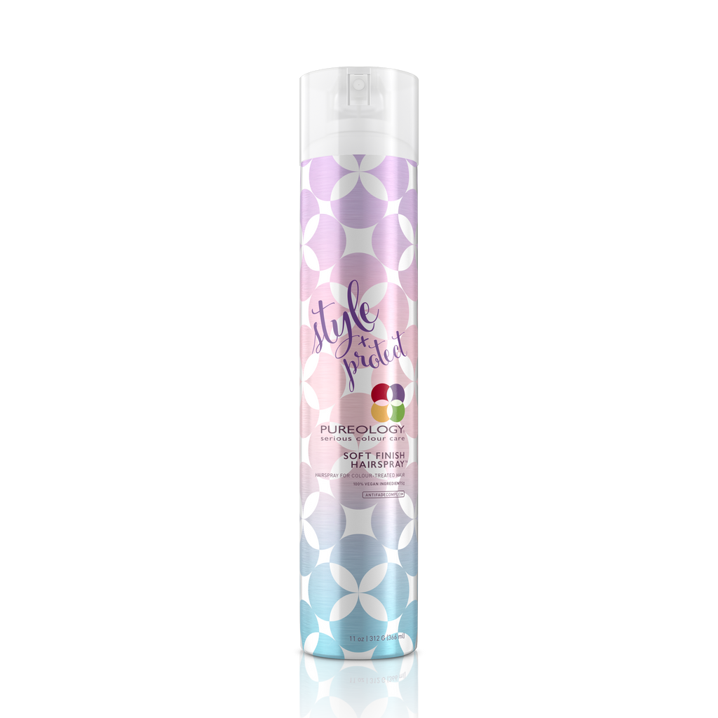 Style + Protect Soft Finish Hairspray