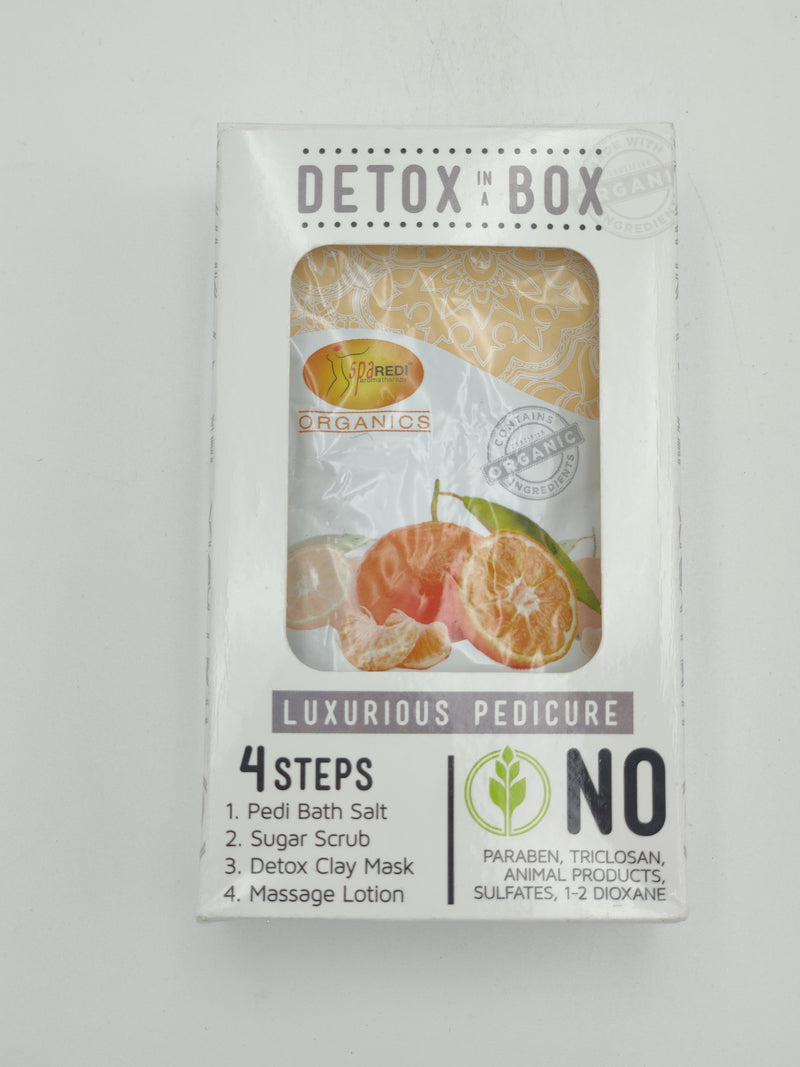 Detox In A Box 4-Steps
