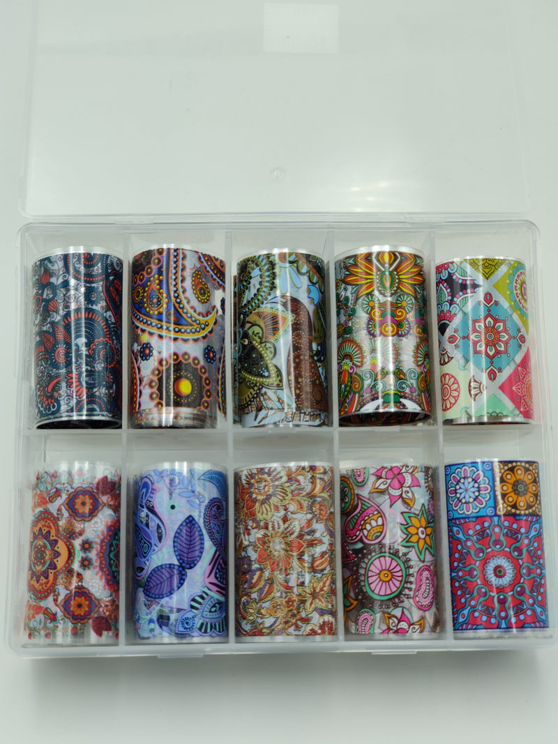 Nail Art Film Bundle