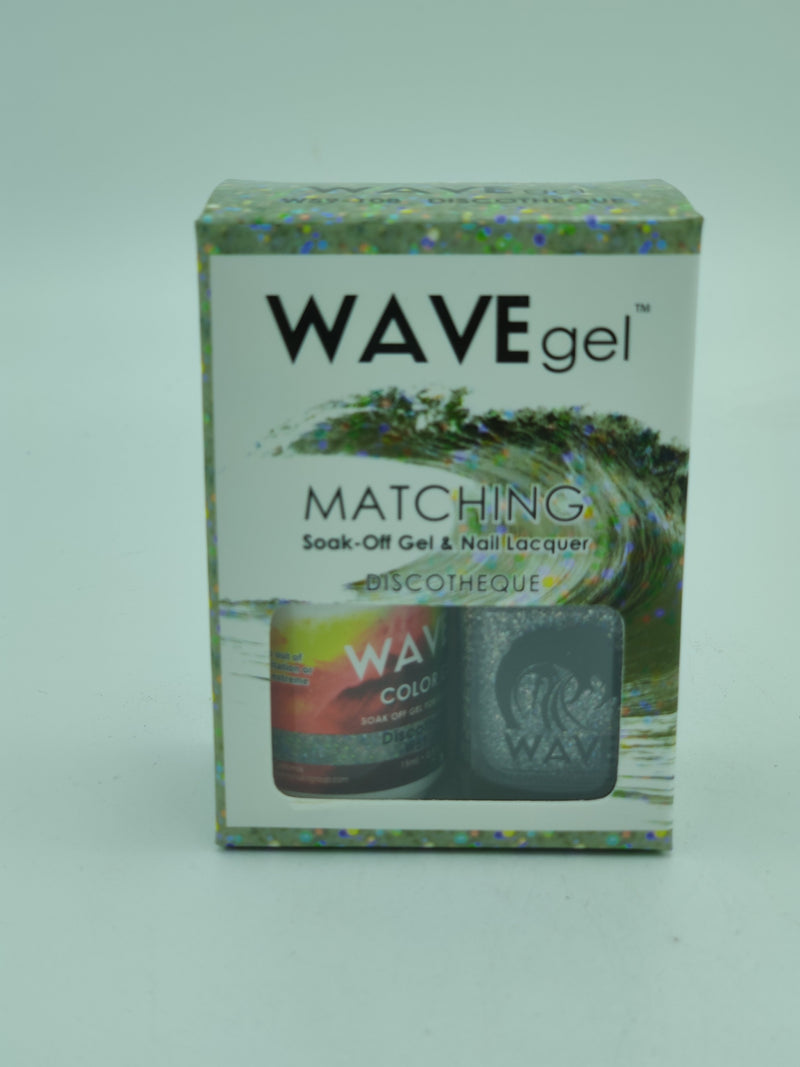 WAVE gel Discotheque Ice 15mL