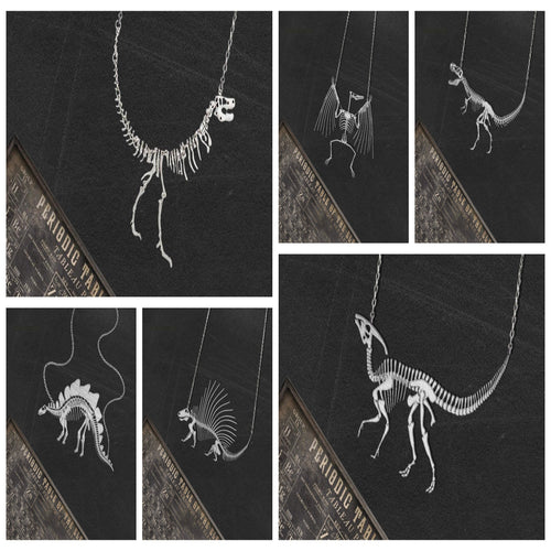 Dino Necklace Mega Bundle