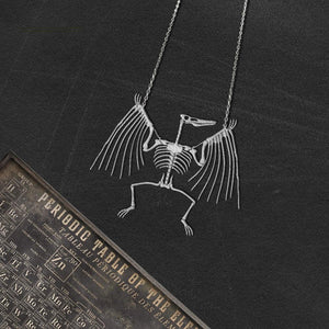 Pterodactyl Skeleton Necklace