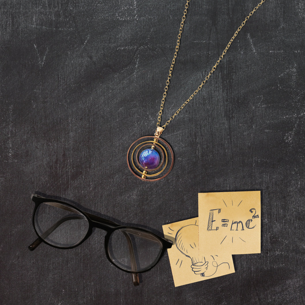Solar System Pendant Necklace