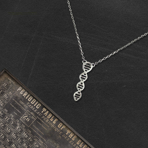 DNA Helix Necklace