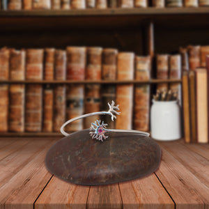 Neuron Bangle Bracelet