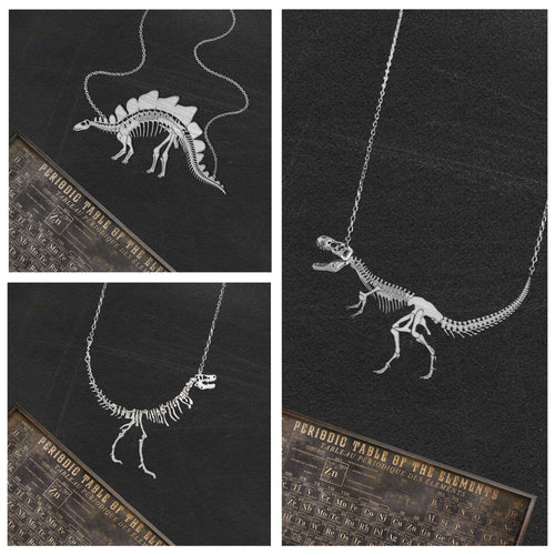 Dinosaur 3 Necklace Bundle