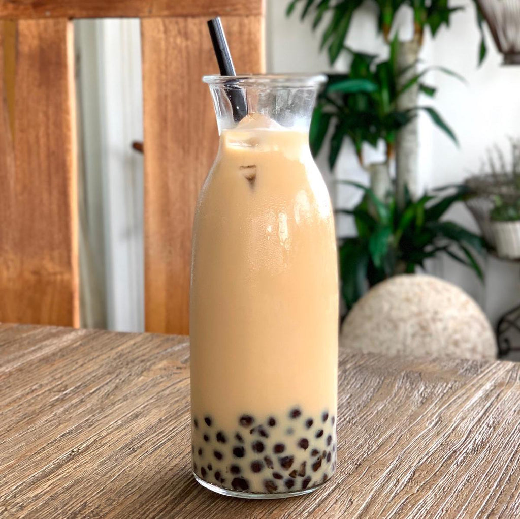 So what is bubble tea, exactly?