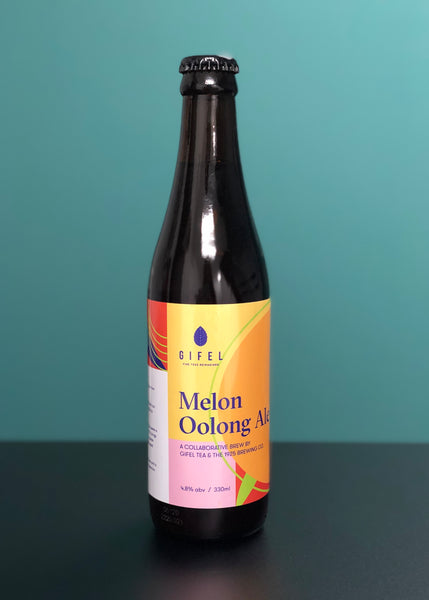 Melon Oolong Ale (Pale Ale, 4.8% ABV)