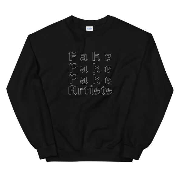 Fake Artists Sweatshirt - Fake Artists