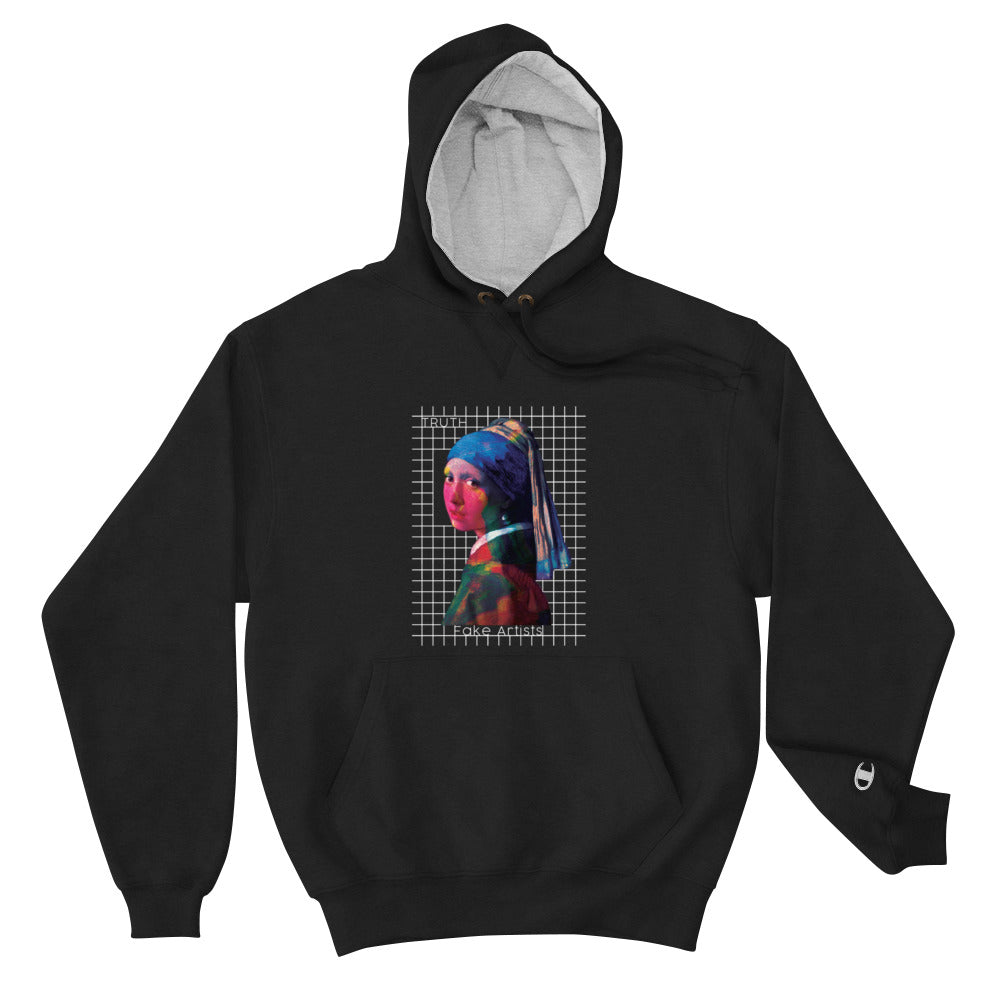 Pearl Girl Hoodie - Fake Artists