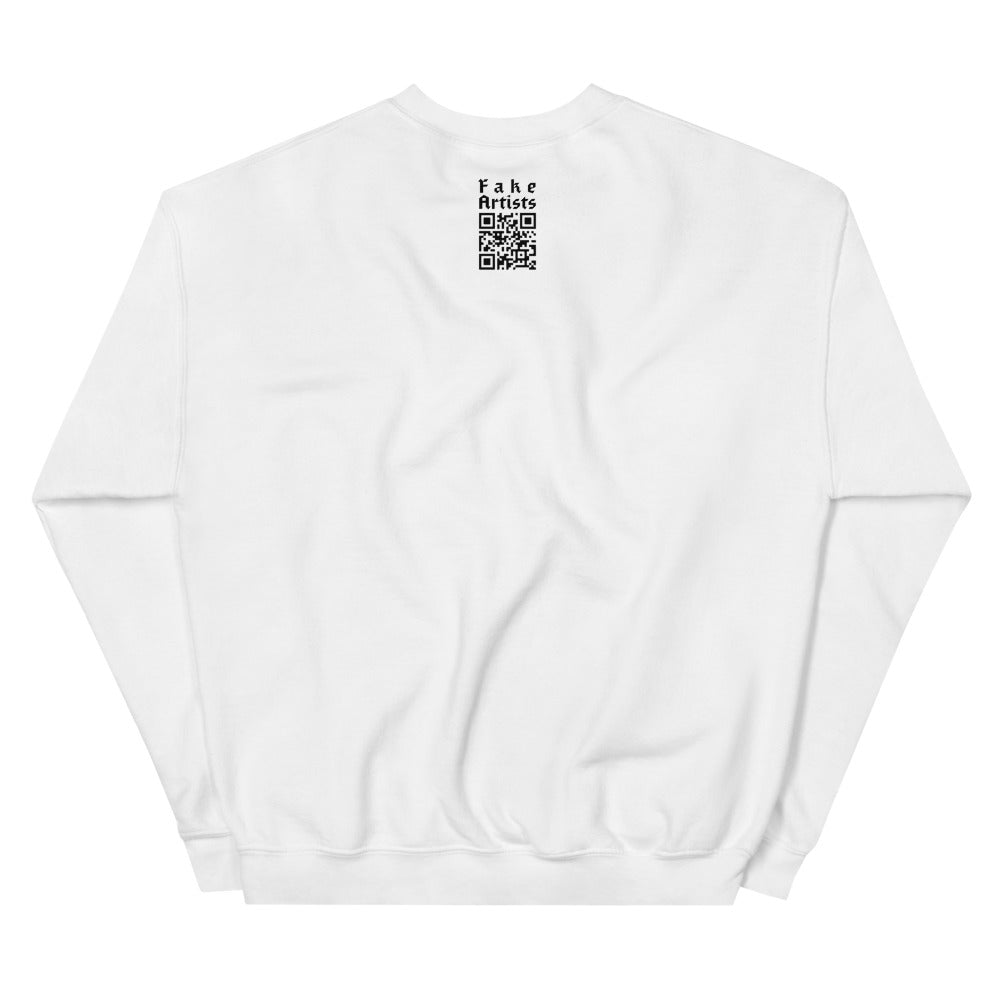 Across Realities Sweatshirt - Fake Artists