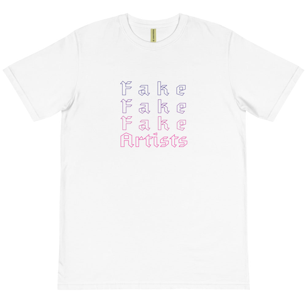 Fake Artists T-Shirt - Fake Artists