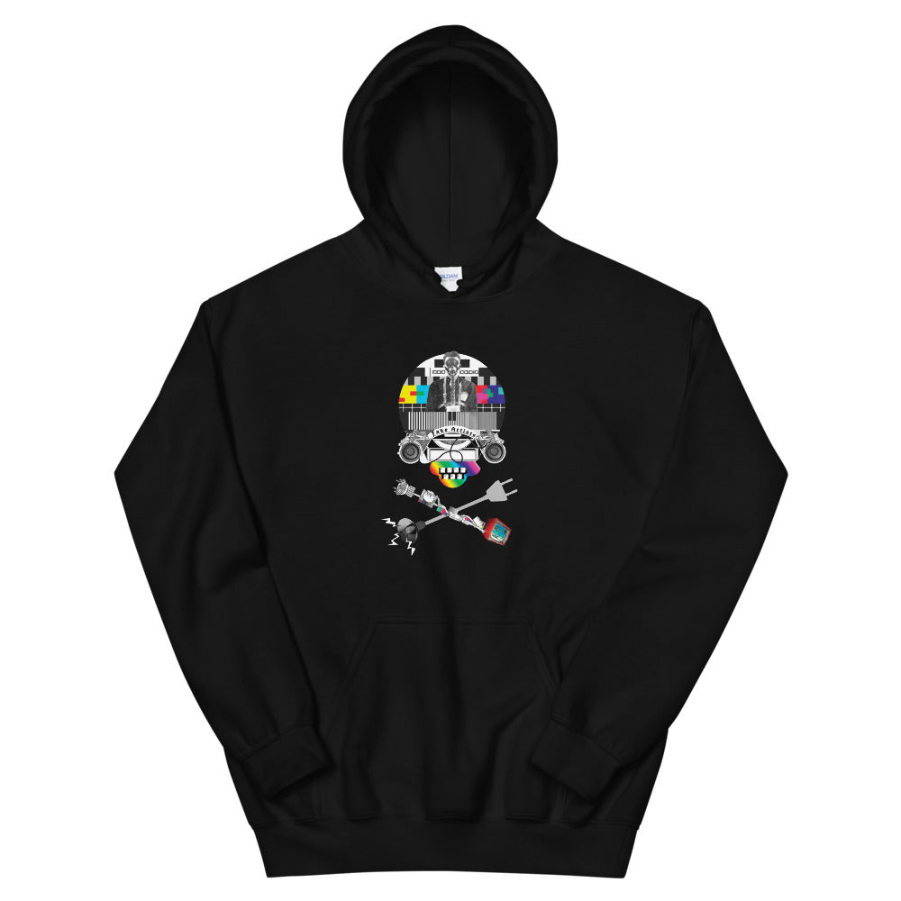 Space Pirate Hoodie - Fake Artists