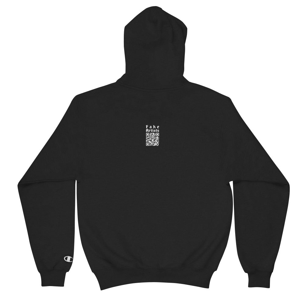 Abstract Korea Hoodie - Fake Artists