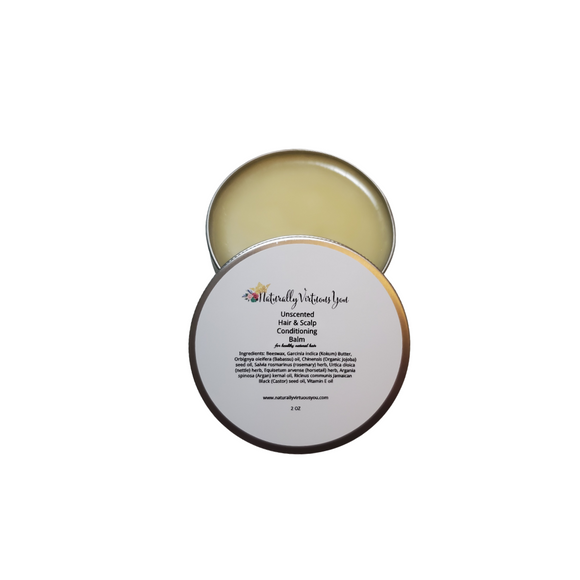 Hair & Scalp Conditioning Balm