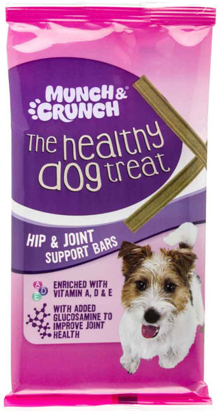 Munch & Crunch Hip & Joint Support Bars