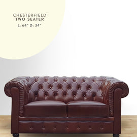 Chesterfield Leather , Chesterfield at site, Chesterfield feature