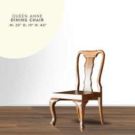 Dining Chair Queen anne