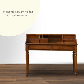 Master Study table